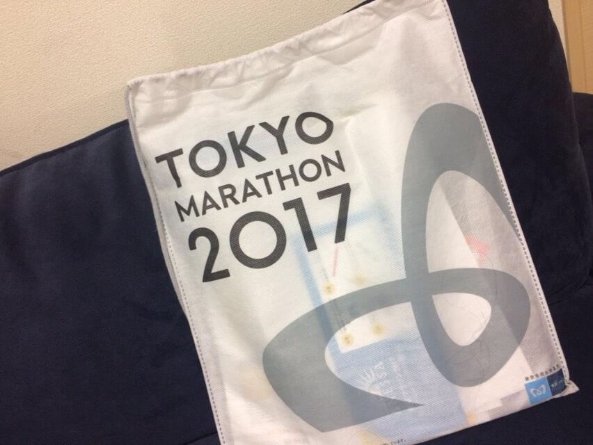 マラソン応援_東京マラソン_東京マラソン2017