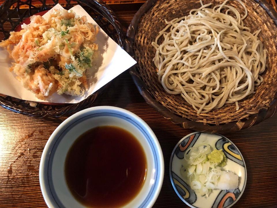 熱海の蕎麦処 多賀