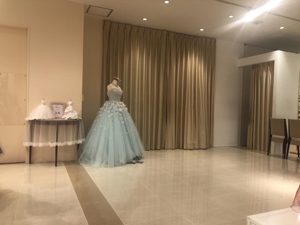 ホテル雅叙園東京のドレス