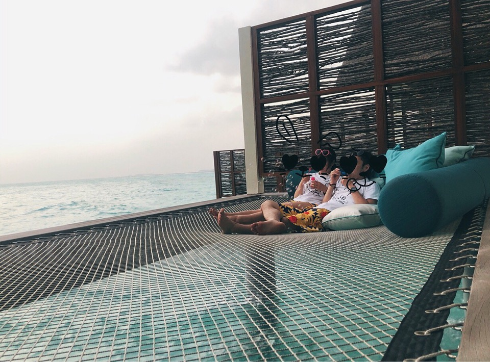 モルディブで挙式&ハネムーン