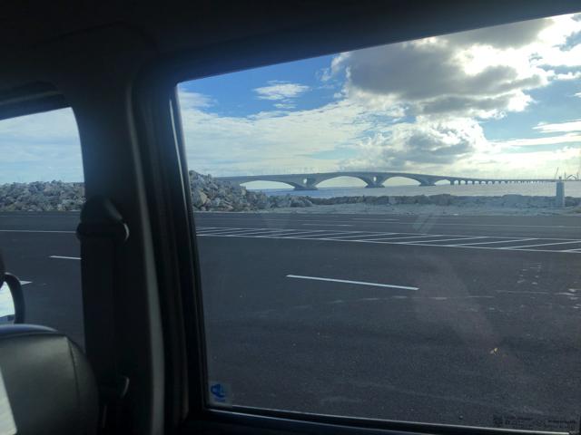 モルディブの橋
