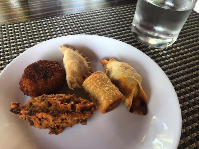 モルディブのカマドゥ島の郷土料理