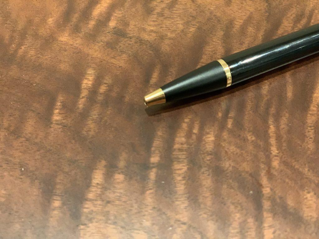 パーカージェットストリームのボールペン