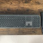 ロジクールMX KEYS/KX800のキーボード