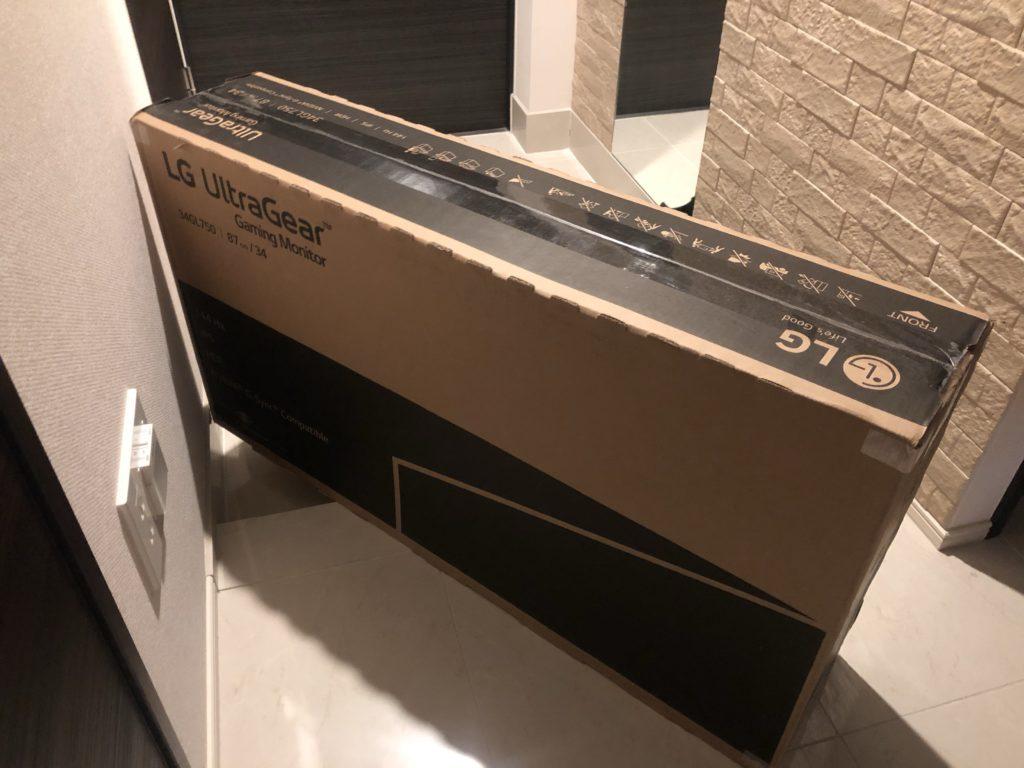 LGのモニター