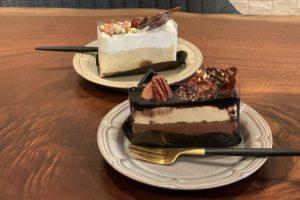 パティスリードゥボンクーフゥのケーキ