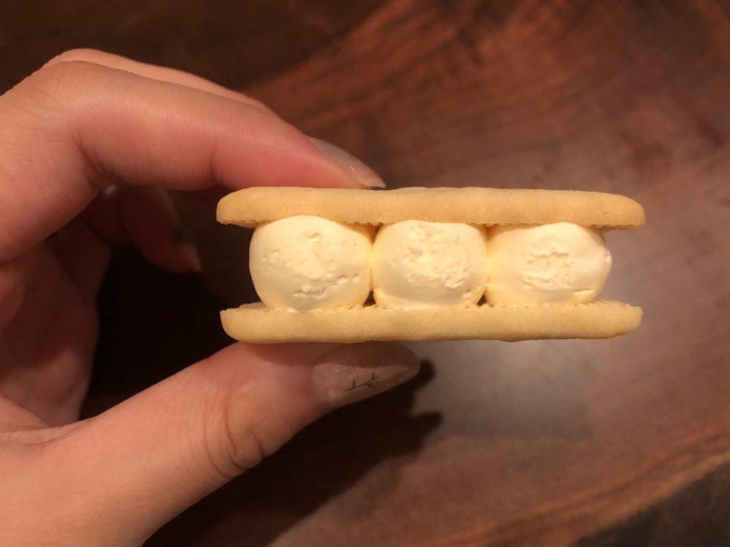 エシレのバターサンド