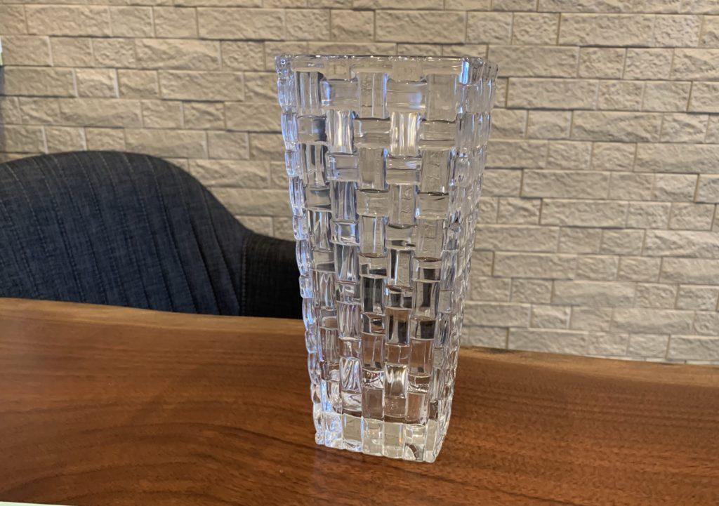 ナハトマン ダンシングスター ボサノバ ベース(花瓶) 20cm