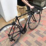 次世代住宅の自転車
